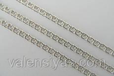 Серебряная цепочка - Бисмарк арабский