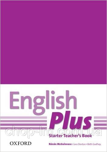 English Plus Starter Teacher's Book with photocopiable resources (книга для учителя)