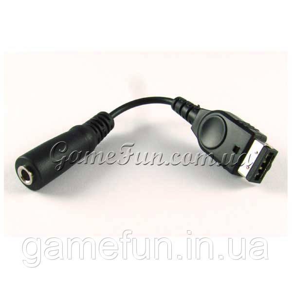 Переходник адаптер наушников 3,5 мм для Gameboy Advance SP (GBA)