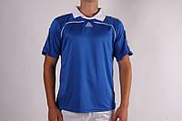 Футболка МУЖСКАЯ игровая LigaSport (Синяя)