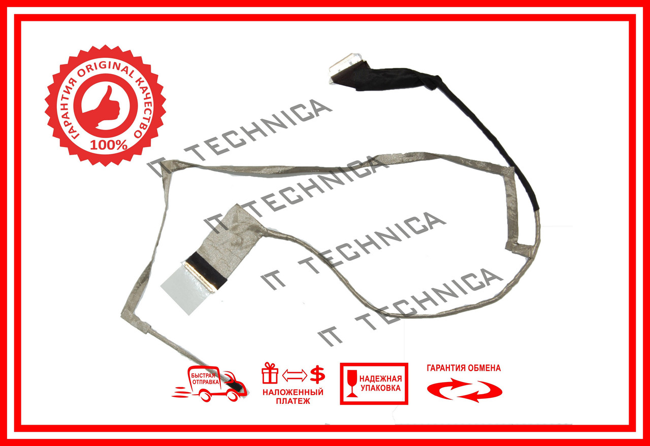 Шлейф матрицы LENOVO IdeaPad G485 G580 G585 (DC02001ES10) Тип1