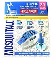 Набор от комаров МОСКИТОЛ MOSQUITALL, нежная защита для детей