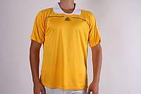 Футбольная форма игровая LigaSport (Желтая)