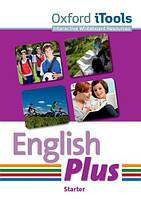 English Plus Starter iTools (интерактивный курс)