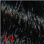 3/0 темний коричневий натуральний INDOLA PROFESSIONAL Фарба для волосся 60 мл., фото 3