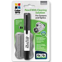 Набор ColorWay CW-6212 карандаш, жидк. для чистки оптики
