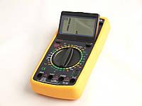 Мультиметр цифровой DT 9208 A, Отличное качество 20А