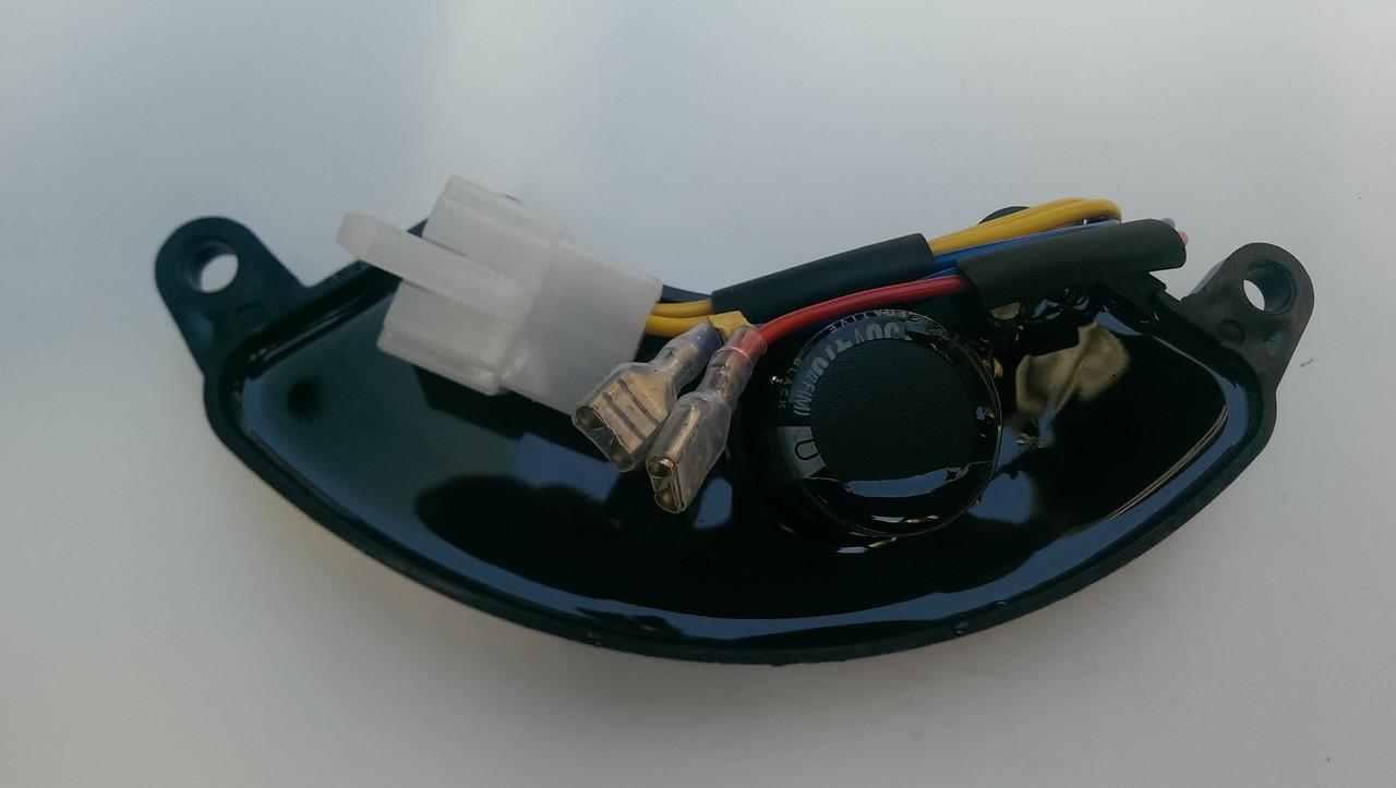Стабілізатор напруги бензогенератора №1 (5 кВТ)