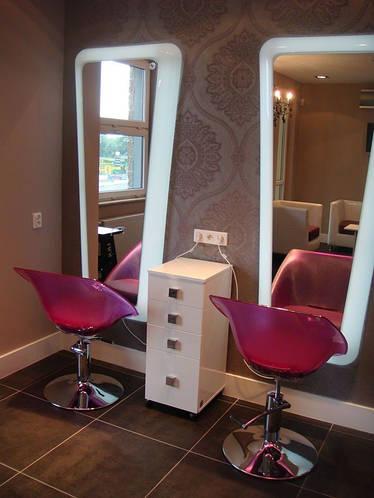 Рабочее место парикмахера Opal (Парикмахерское зеркало)