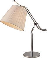 Лампа настольная Altalusse INL-5036T-01 Chrome & Beige