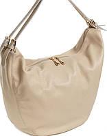 Большая кожаная женская сумка Meglio
