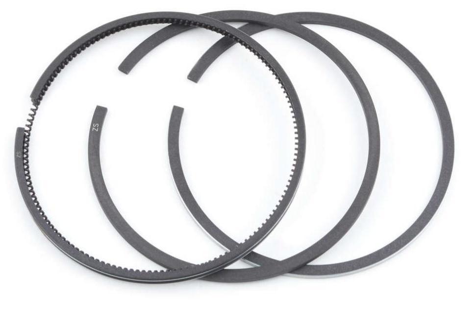 Кольца поршневые м/б 186 F (6Hp) (Ø 86,00) комплект