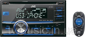 Автомагнитола JVC KW-R500EYD