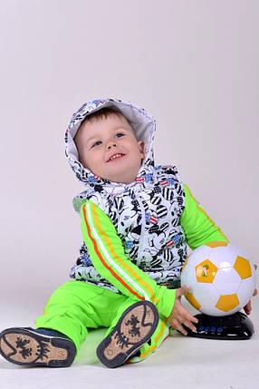 Е1820 Детская жилетка  , фото 2