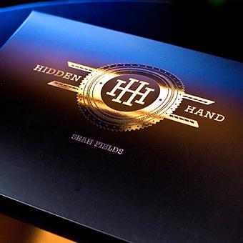 Реквізит для фокусів   Hidden Hand (DVD+гиммик) by Sean Fields