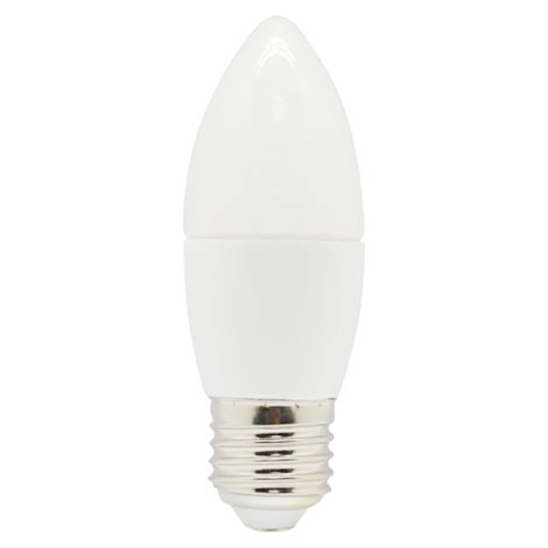 Светодиодная лампа LB-737 C37 6W