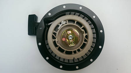 Стартер ручний (в зборі) м/б, бензогенератора 178F/186F (6/9Hp, D-170mm) №1, фото 2