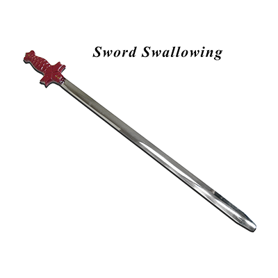 Реквизит для фокусов | Глотание меча by Premium Magic