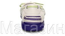 Женская обувь крокс Crocs белые, фото 3