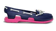 Женская обувь крокс Crocs синие