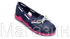 Женская обувь крокс Crocs синие, фото 3