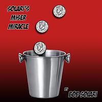 Реквизит для фокусов | Solari's Miser Miracle by Bob Solari