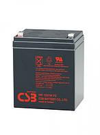 Аккумулятор CSB HR 1221W (12В 5,25Ач)