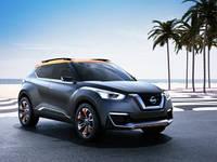 Кмпания Nissan приоткрыла внешность нового кроссовера