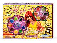 Набор для творчества Украшения из бисера и макраме Danko Toys