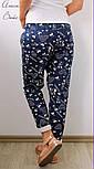 Женские модные джинсы с принтами, фото 2