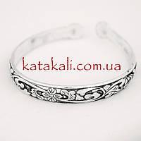 Женский металлиский тонкий браслет