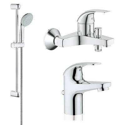BauCurve Акционный набор для ванны (23165000 + 32806000 + 27853000), фото 2