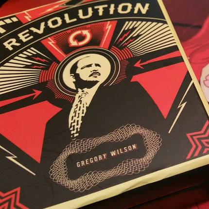 Реквизит для фокусов | Revolution (гиммик+онлайн инструкции) by Greg Wilson , фото 2