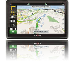GPS-навигатор SHUTTLE PNA-5020 + Козырёк