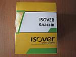 Утеплитель Isover (Изовер) Классик 15,01 м2 рул., фото 2