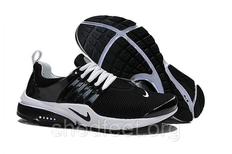 Мужские кроссовки Nike Air Presto BR QS Black/White