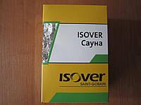 Утеплитель Isover Сауна с фольгой 50 мм