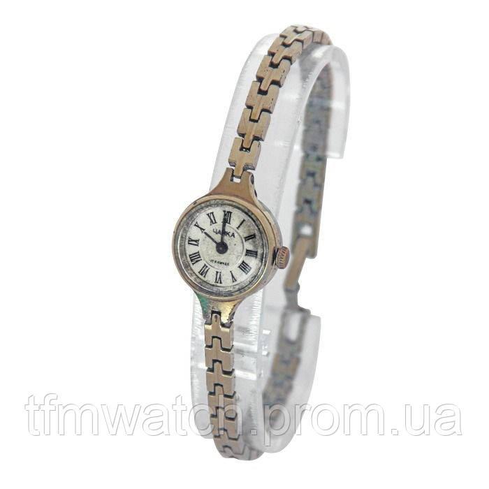 Женские часы чайка купить киев как заряжать наручные часы