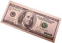 """Деньги сувенирные """"100 $"""", фото 1"""
