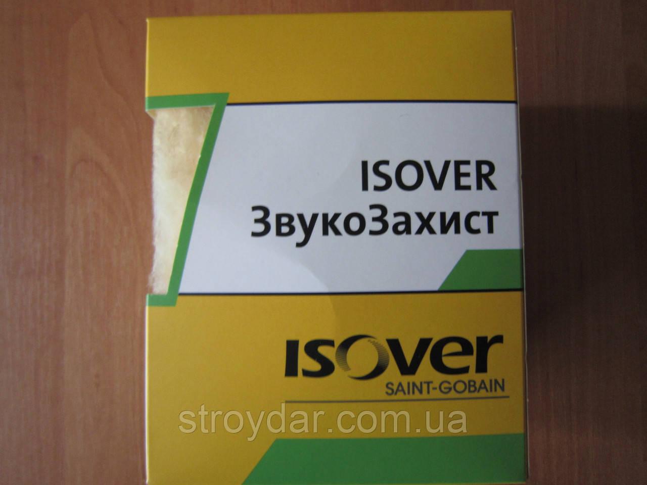Утеплитель Isover Звукозащита 50 мм