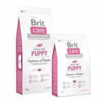 Brit Care Puppy Salmon and Potato Беззерновой корм для щенков с лососем и картофелем 12кг