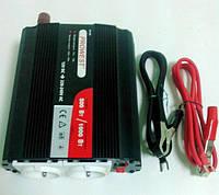 Інвертор 12VDC-220VAC 500Вт(МАХ 1000Вт) Prowest