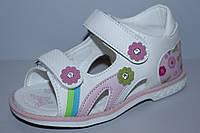 Детская летняя обувь, босоножки для девочки тм Tom.m р.26, фото 1