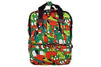 Городской рюкзак-сумка P17 tukan