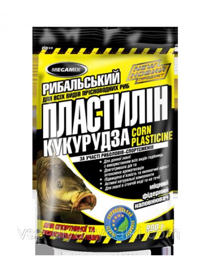 Пластилін Мегамікс кукурудза 900г
