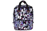 Городской рюкзак-сумка P17/2 tukan