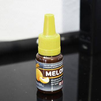 """Жидкость для электронной сигареты """"Дыня"""" 3мг/мл"""