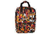Городской рюкзак-сумка P17/3 tukan