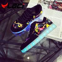 Обувь с подсветкой led