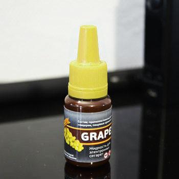 "Жидкость для электронной сигареты ""Виноград"" 6мг/мл"